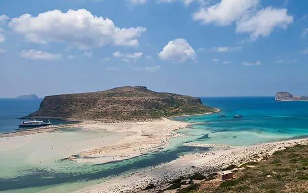 Balos Kreta Crete