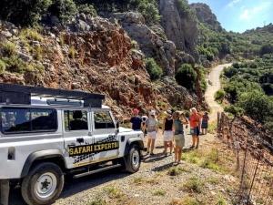 safari experts crete