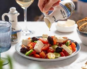 greek salad hersonissos