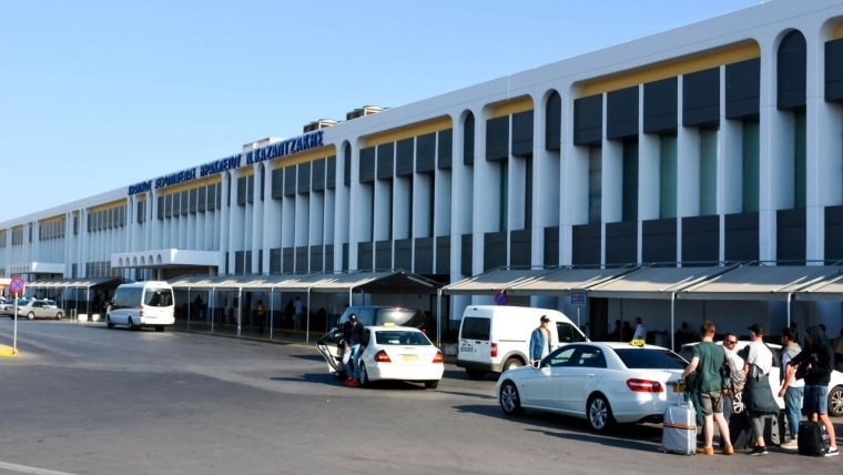 Heraklion Aiport Rent a car